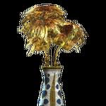 Floral flared vase.png