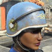 Fo4 Vault-tec-helmet dirty