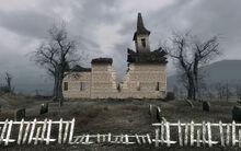 FO3 Dickerson Chapel cemetery