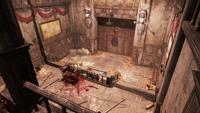 FO4 Fort Strong Entrance