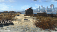 FO4 Nordhagen road path