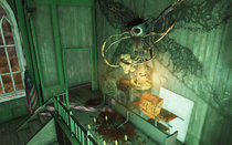 FO76 Altar of the Mothman cult