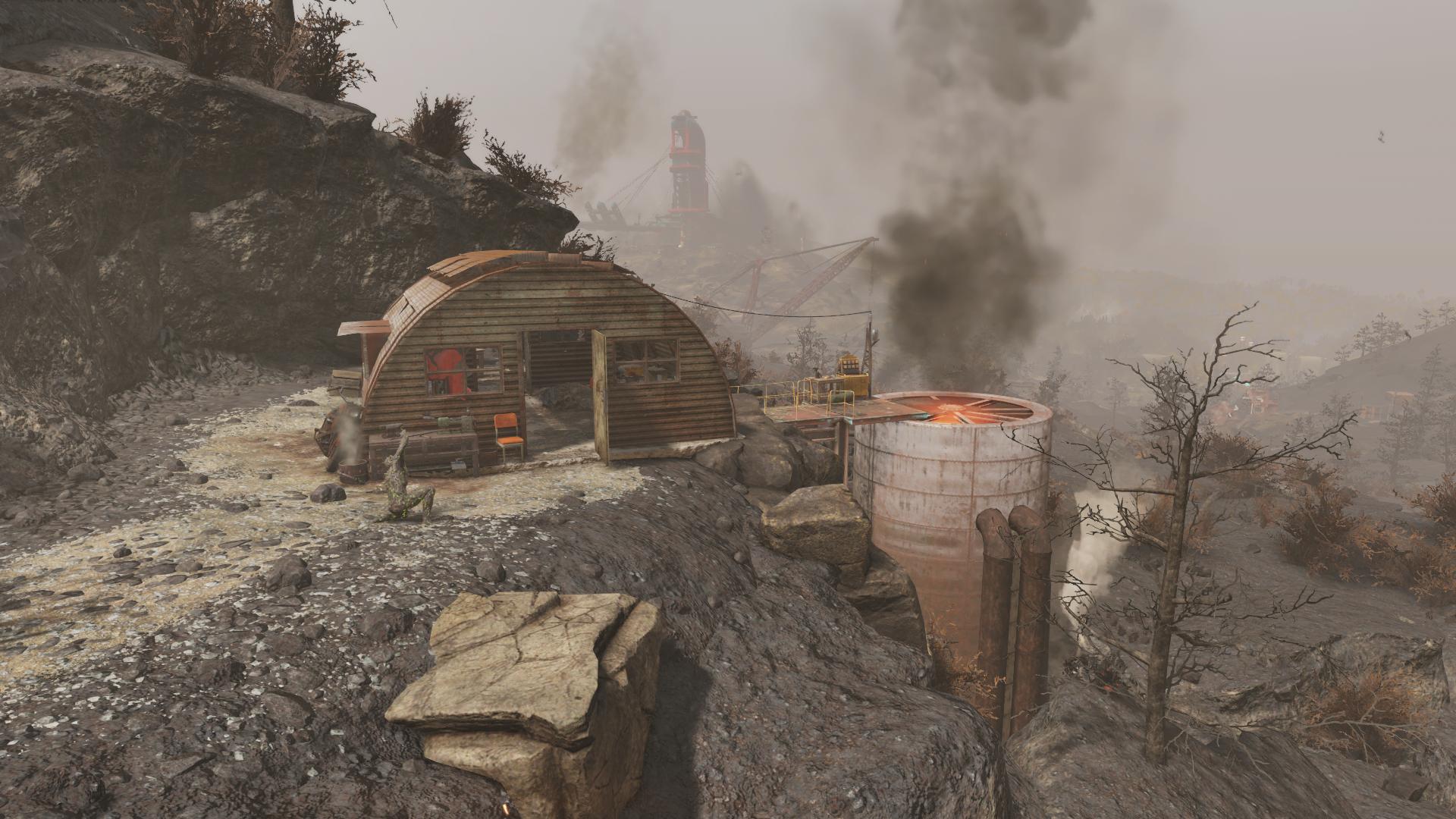 Pozo minero abandonado 3