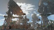 Revere satellite array