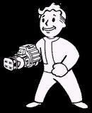 Weapons zap glove