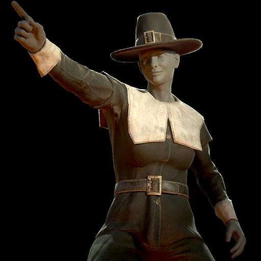 Thanksgiving pilgrim outfit