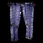 Atx camp walldeco curtain single halloween bluebats l.webp