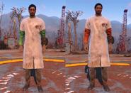 Dirty lab coat 2