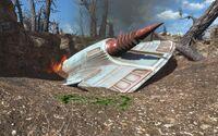 FO4 Crash UFO 3