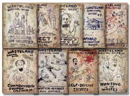 FO4 Wasteland Survival Guide Collage.png
