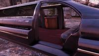 FO76 Limousine rear seats
