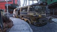 FO76 School bus Watoga 2