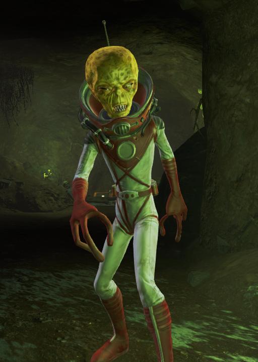 Alien (Fallout 76)