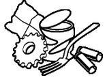 Steam gauge assembly