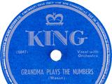 Grandma Plays the Numbers