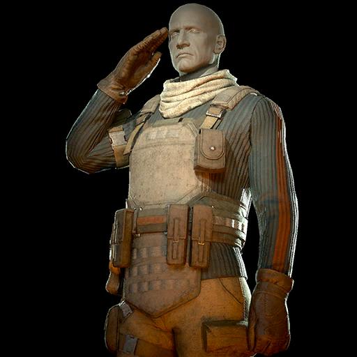 Mountain scout uniform