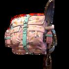 Atx skin backpack shovel pink l