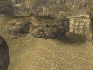 FNV Fort - Legate's Camp passage