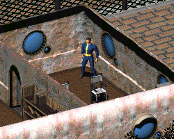 FO2 Wallace in Vault city.png