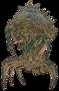 FO76 creature mirelurk queen glow