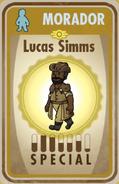FOS Lucas Simms carta