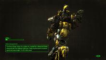 Horse power armor loading screen