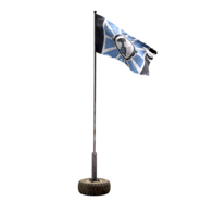 Atx camp decoration flagwaving settler faction l