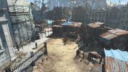 Bunker Hill Overview Living Quarters