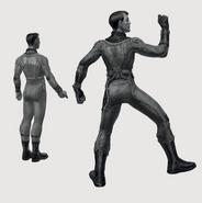 FO4 Art Vault 113 suit