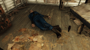FO76 Reuben our lord RIP 2