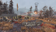 FO76 Survey camp Alpha (Tent) (2)