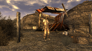 FNV Prospector near Deserted shack