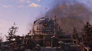 FO76 Fort Atlas Nuke Background