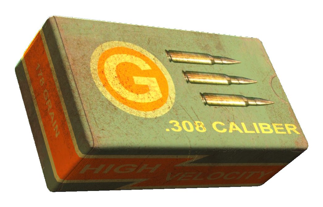 Fallout 76 ammunition