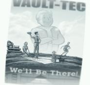 Плакат В-Т Мы там будем