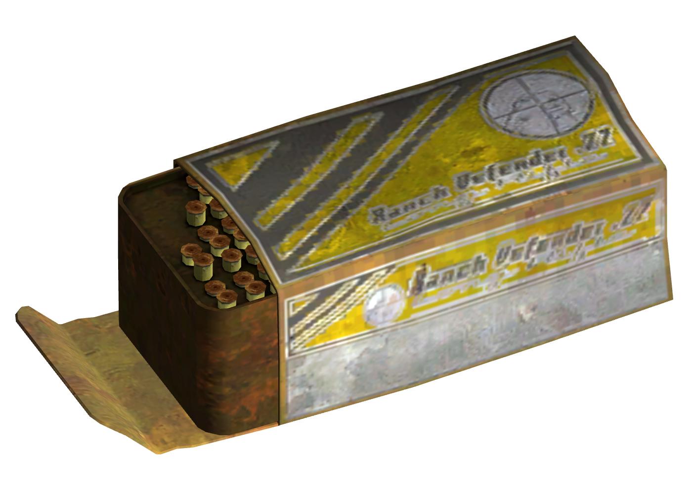Infobox ammo gamebryo/doc