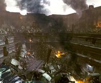 FO3BS Citadel bailey — Ruin