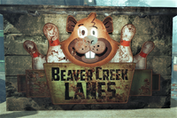 FO4FH BC Lanes sign ext front