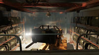 FO4 Fort strong storeroom