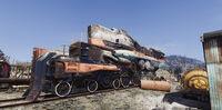 FO76 Grafton (Locomotive)