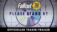 Fallout 76 – offizieller Teaser-Trailer