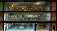 Fallout Shelter 1.8 update Room Themes 2