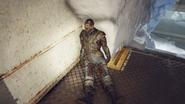 Hellcat Mercenary Corpse 9