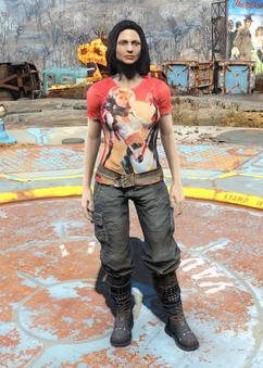 Nuka-Cola t-shirt & cargo pants.png
