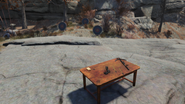 Palace of the Winding Path table