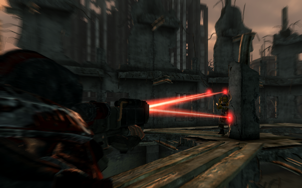 BS Tri-beam laser rifle shot.png