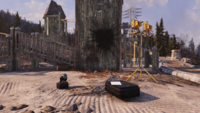FO76WA Bastion Park (Crime scene notes)