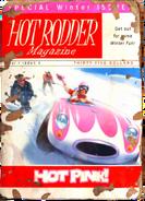 Hot rodder pink cover