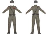 Communist commander outfit