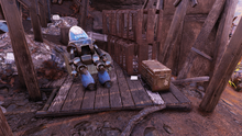 FO76WL Cure for line steppers